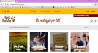 Meno22percento, home page